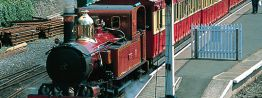 Steam Railway Isle of Man